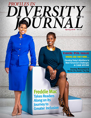 Profiles in Diversity Journal Spring 2019 Issue