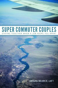 Bearce's new book offers practical guidance for navigating not only the commute itself, but also the ins and outs of staying together while living apart.