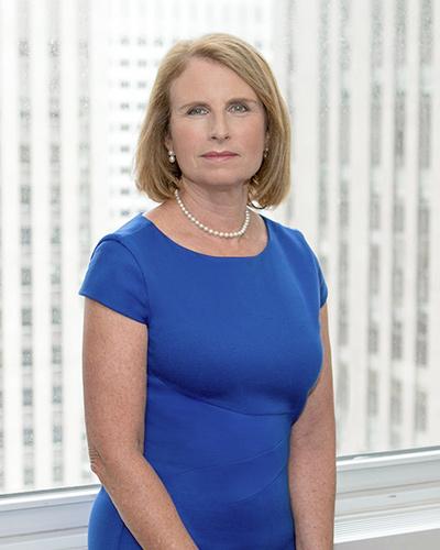 Lorraine Hariton, President & CEO of Catalyst