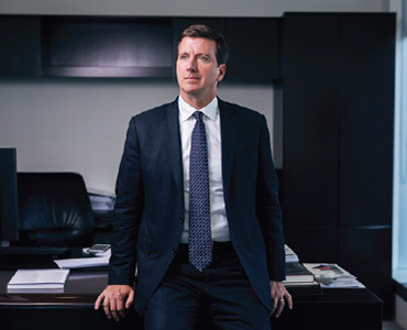 Barry McInerney, Chief Executive Officer, Mackenzie Investments