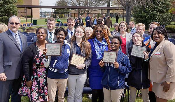 CVS Health Workforce Initiatives training program Graduation