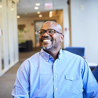 Tyrone Mitchell, Diversity and Inclusion Manager