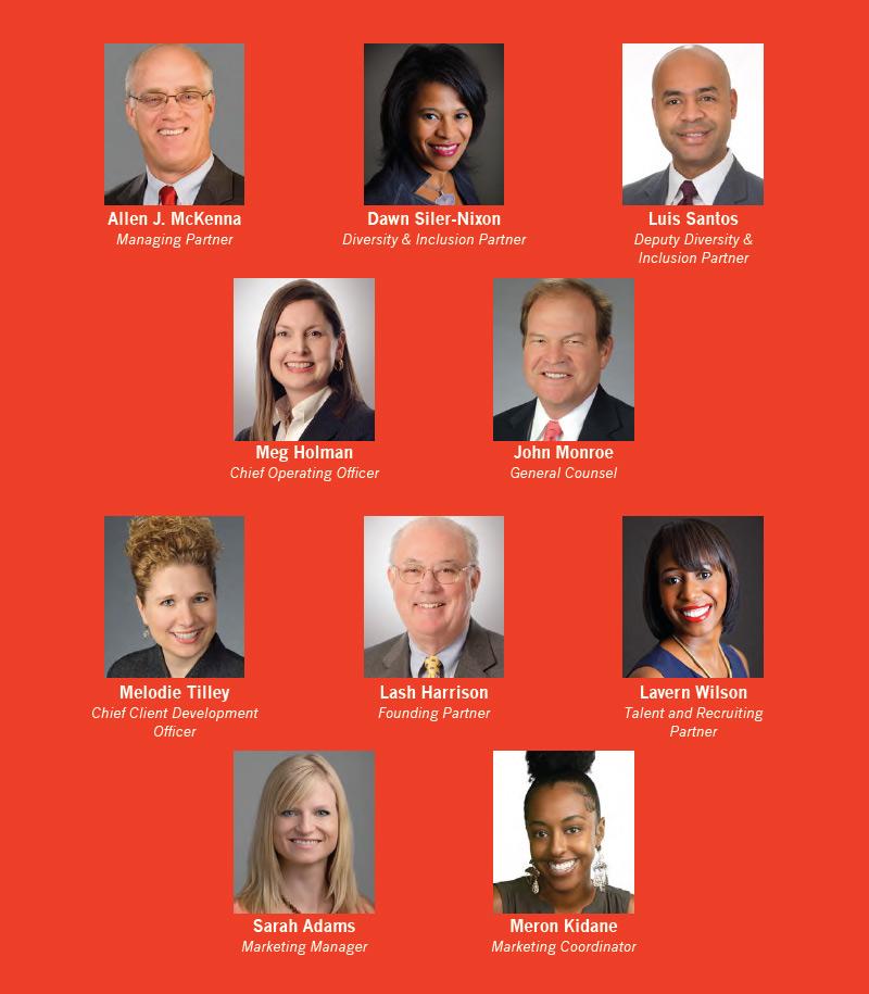 FordHarrison Diversity & Inclusion team