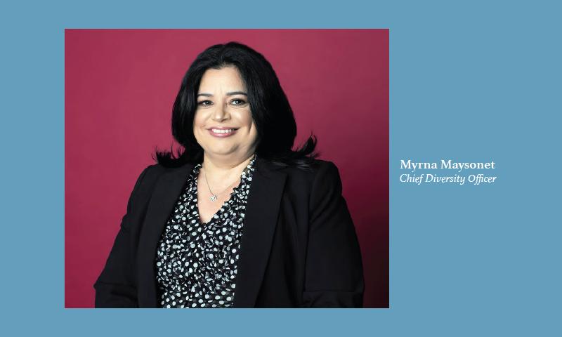 Myrna Maysonet, Chief Diversity Officer