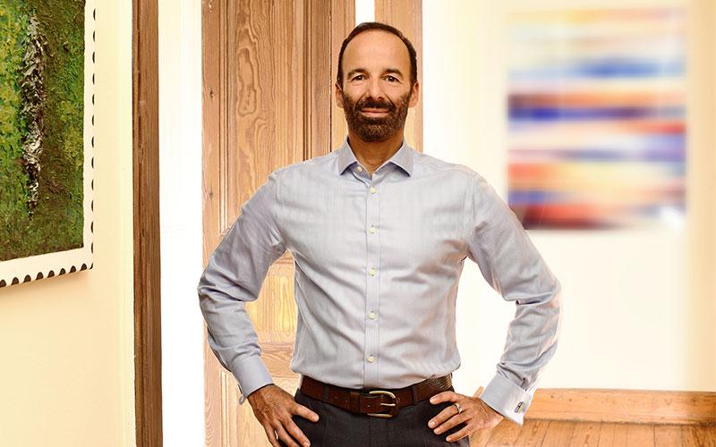 Michael Stuber, the European D&I Engineer