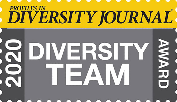 Profiles in Diversity Journal 2020 Diversity Team Award