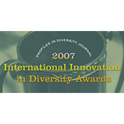 The 2007 Innovations in Diversity Awards