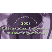 The 2008 Innovations in Diversity Awards
