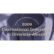 The 2009 Innovations in Diversity Awards