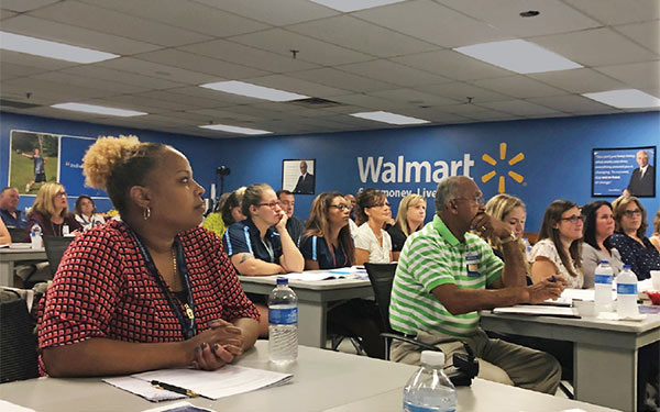 Walmart Corporate Training