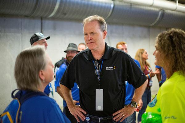 Walmart's Greg Smith