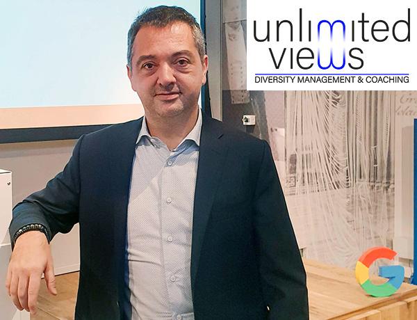 Claudio Guffanti, Founder of Unlimited Views