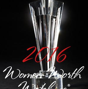 Announcing the 2016 Women Worth Watching<sup>®</sup> Award Winners